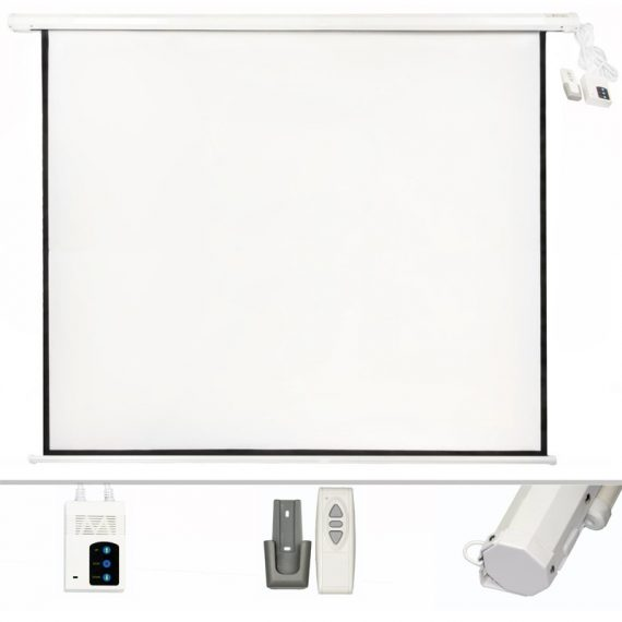 electric-projection-screen